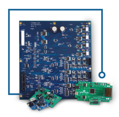 TouchPad Electronic boards